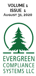 Evergreen Compliance Logo - Volume 1 Issue 1